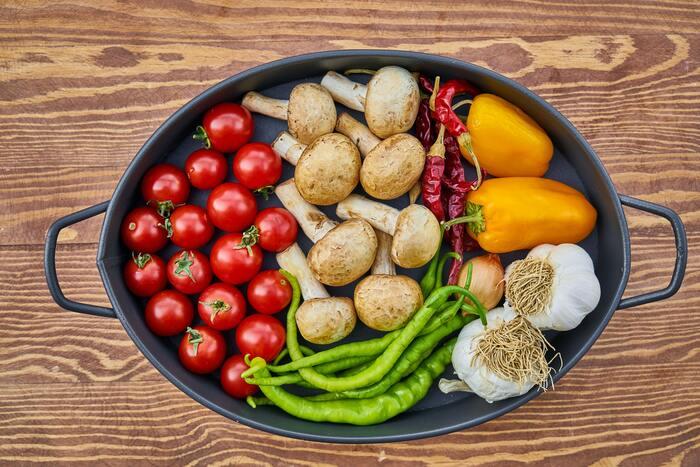 栄養豊富で低カロリー!生でも炒めてもおいしい「マッシュルームレシピ」20選