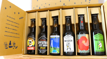 あなたの手元に隔週で届くのは、クラフトビールの飲み比べ6本セット。取り扱い銘柄は、世界各国・日本各地なんと700種類以上!新商品や限定ビールも交えながら、毎回違った銘柄を6本厳選してくれるので、その日の気温や気分に合わせて箱の中からセレクトする楽しみも…。