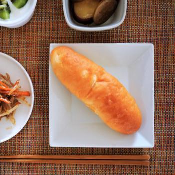 そのまま or サンドしても美味しい「コッペパン」の作り方&アレンジレシピ