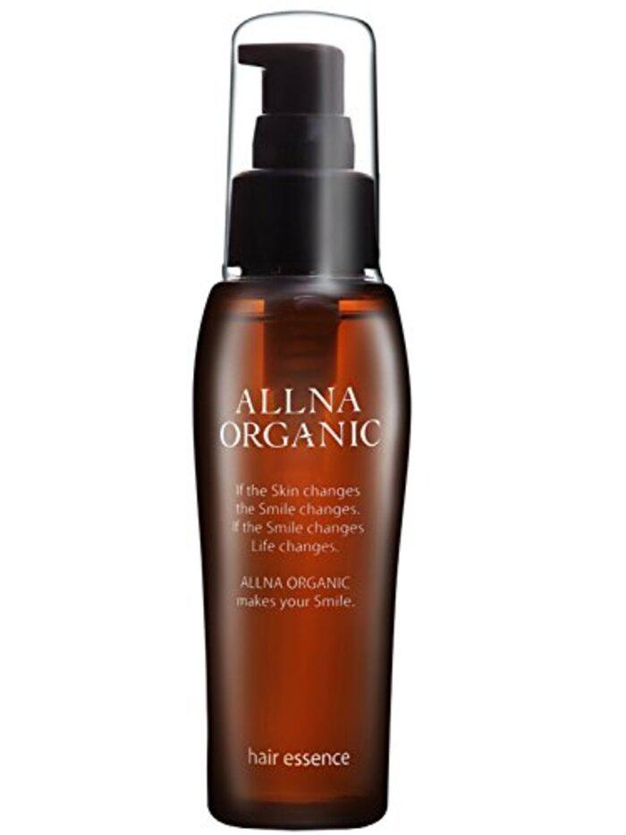 オルナ オーガニック 無添加 ヘアオイル 洗い流さない ヘアトリートメント 髪さらさら 保湿タイプ 80ml