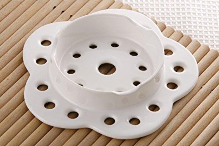 波佐見焼き セラミック落とし蓋プレート オーブン耐熱 さらに機能的にできる。