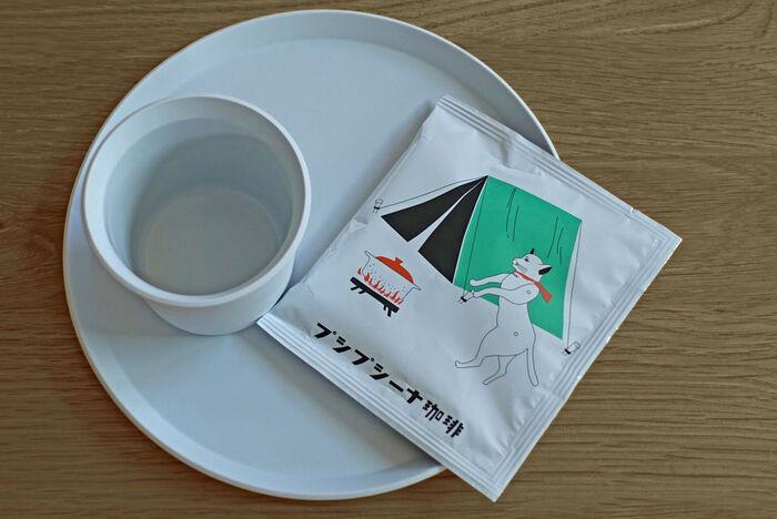 プシプシーナ珈琲は香川県高松市にある、自家焙煎にこだわった小さなコーヒー店です。選び抜いたコーヒー豆と的確な焙煎で作られるコーヒーは、全国にファンを作っています。