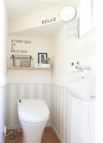 色々な飾り方ができ、小さなものが多いエアプランツは、トイレなどの狭い空間にもぴったりはまります!ポンッと置くだけでキュートなインテリアとして活躍してくれますよ。