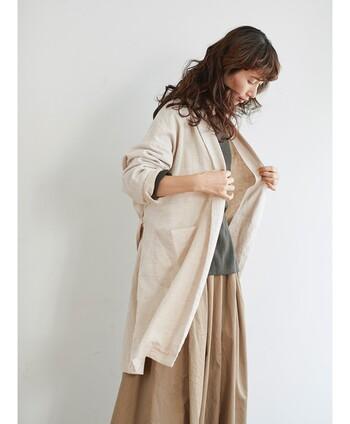 秋に大活躍する羽織もの&コーディネートをご紹介しましたが、いかがでしたか?一枚羽織って完成する秋コーデは、バリエーションも豊富ですし、着こなしも無限大!寒さに合った羽織を用意して、思う存分秋コーデを楽しんでくださいね。