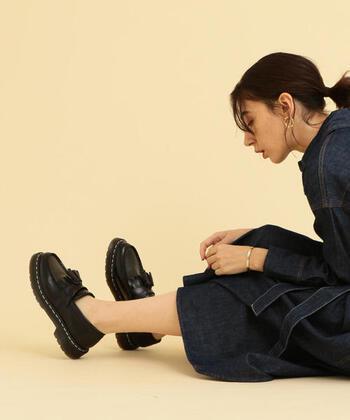 マーチンデビューの参考に。Dr.Martens人気モデル&コーデをご紹介