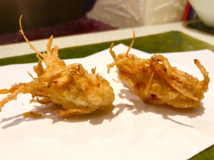 「なかがわ」は、何度訪れてもおいしいと評判の天ぷら店。予約制なので、ゆっくりとお食事を楽しみたい日に訪れてみてはいかがでしょうか?