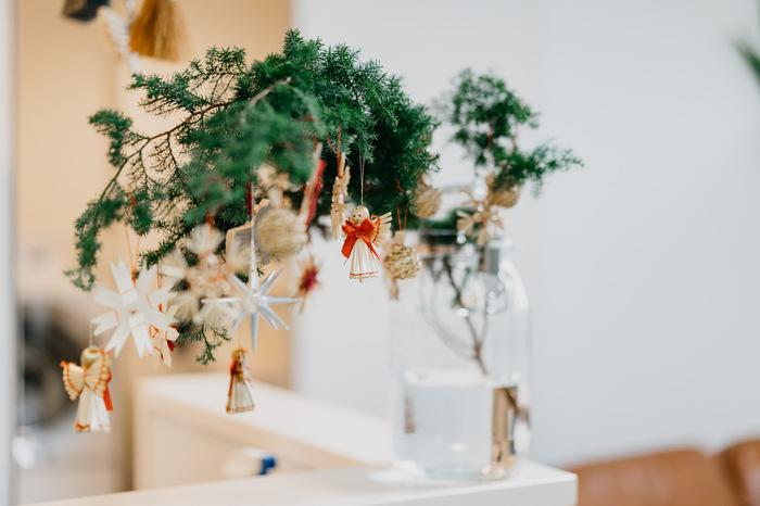 ツリーやインテリアを彩る「クリスマスの飾り付け」作り方&アイデア集