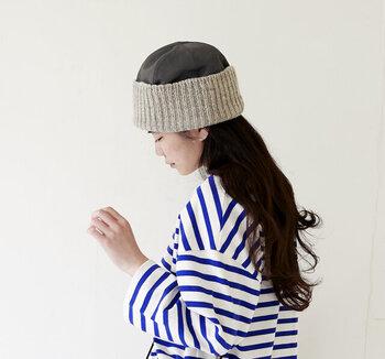 今買って冬まで使える。大人に似合う「あったか素材の帽子」カタログ