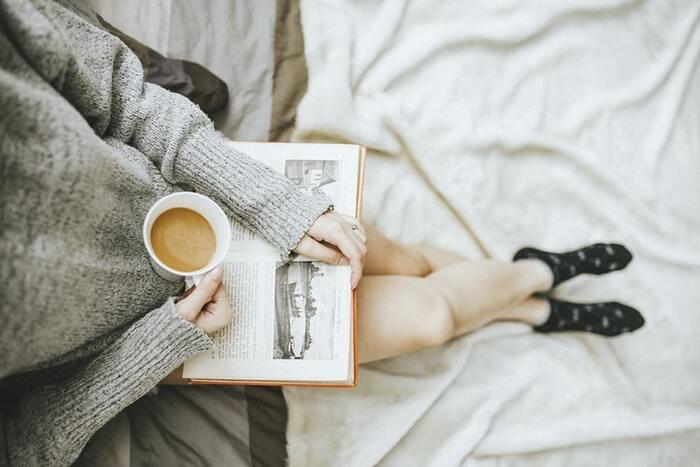 秋の読書時間を共にしたい。あると便利でほっこり和む「おすすめアイテム」と「素敵なお話」