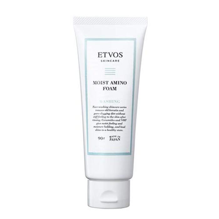 ETVOS(エトヴォス) 洗顔フォーム モイストアミノフォーム 90g