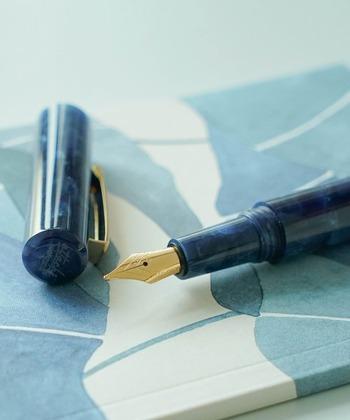 「手書き」を習慣に。お気に入りのペン&ノートで美文字レッスン♪