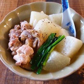 常備しておきたい。素材の味引き出す「塩煮」の活用レシピ
