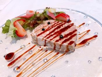"""食卓がパッと鮮やかになる!彩り豊かな""""テリーヌ""""のレシピ"""