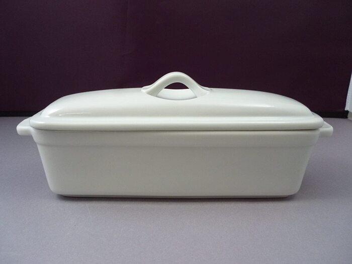 Maruri 陶磁器製テリーヌ型 (満水500㏄・8分目で約370㏄)