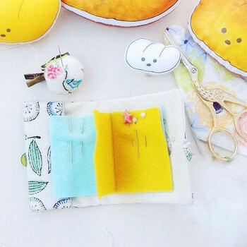 道具も、好きも、十人十色。「裁縫箱」収納の素敵なアイデア