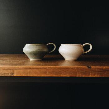 コーヒーが好きな方にとって、コーヒーカップはとっても大切な存在。同じコーヒーでも、お気に入りのカップで飲む一杯は特別なものです。