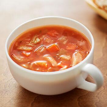 手軽にお野菜を食べられるから、毎日の食事はもちろん、災害時にはありがたく感じそう。合成調味料や着色料などは使っていないので、食材の自然な味わいを楽しめます。