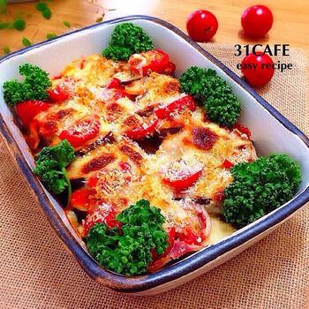 オーブンよりも手軽で簡単♡忙しい時にも役立つトースター料理レシピ