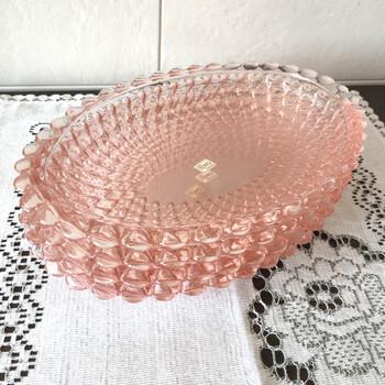 画像/東洋ガラス シャンゼリゼシリーズ オーバル皿