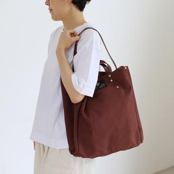 バッグから始める秋支度。おすすめ【2wayバッグ】10選