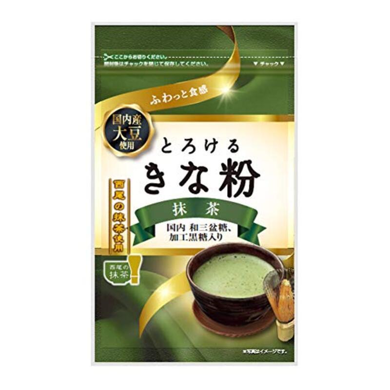タクセイ とろけるきな粉抹茶 55g ×4袋