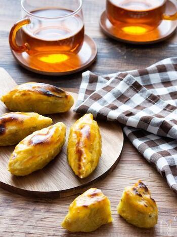 焼き芋にひと手間加えてアレンジ!バター・砂糖の代わりにヨーグルトとはちみつを使って、あっさりと仕上げています。焼き芋はホクホク系のものがおすすめなのだそう。ちょっと小腹がすいたときにもおすすめです。
