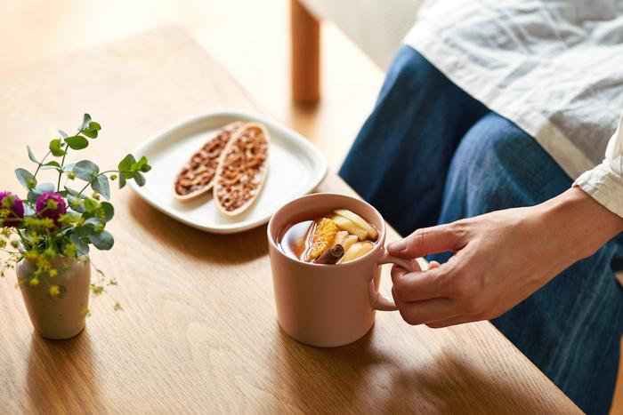 簡単なのに、本格派。おうちで味わう、お手軽カフェレシピ