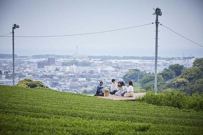 写真/大地の茶の間(釜炒り茶 柴本)
