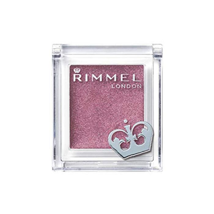 Rimmel (リンメル) プリズム パウダーアイカラー 028 アイシャドウ ローズモーヴ 1.5g