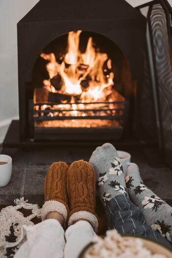 冷え知らずの冬にしよう。おうちで使える【足元あったか】アイテム