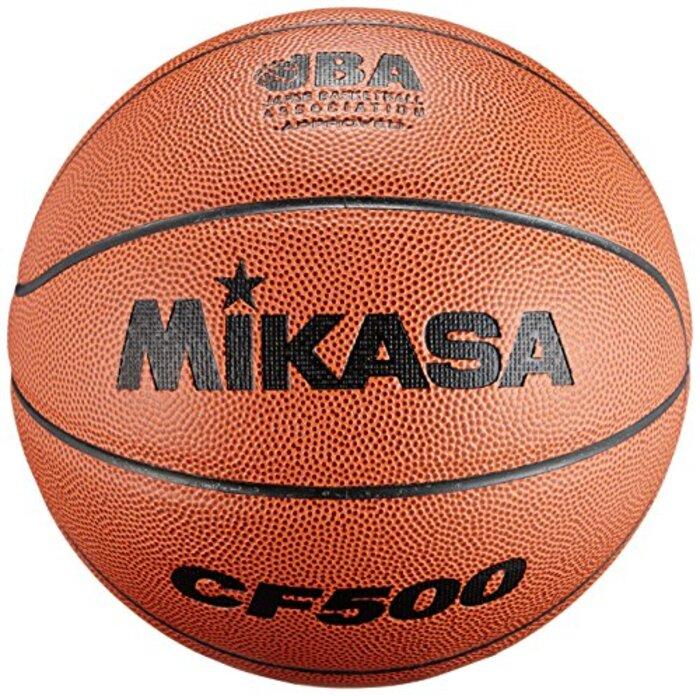 ミカサ(MIKASA) バスケットボール 日本バスケットボール協会検定球6号