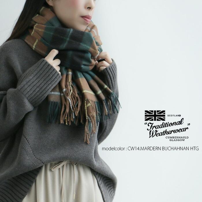 【楽天市場】Traditional Weatherwear  ブランケットマフラー 【RCP】:Mmn