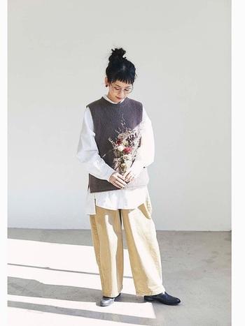秋冬コーデには「ハイシニヨン」がグッドバランス!アレンジカタログ集