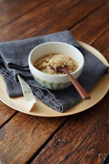 常備菜に!「自家製なめたけ」のレシピと美味しい食べ方をご紹介♪