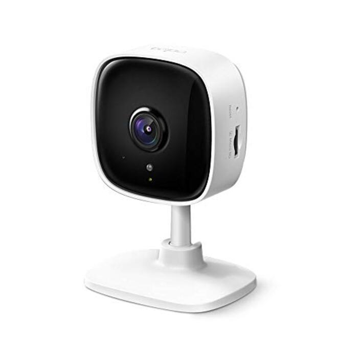 TP-Link WiFi カメラ micro SD対応 1080p ナイトビジョン Tapo C100