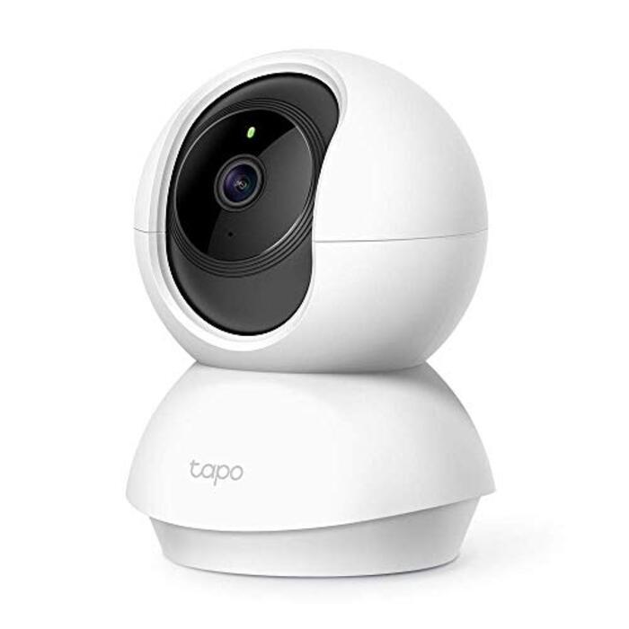 【Amazon Alexa 認定取得】 TP-Link ネットワークWi-Fiカメラ Tapo C200