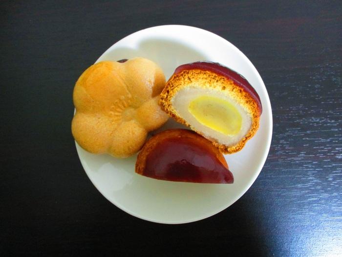 最中やお饅頭など昔ながらの和菓子もおすすめ。伝統を活かしつつ現在の味覚に合うように工夫された和菓子は、素朴なおいしさです。