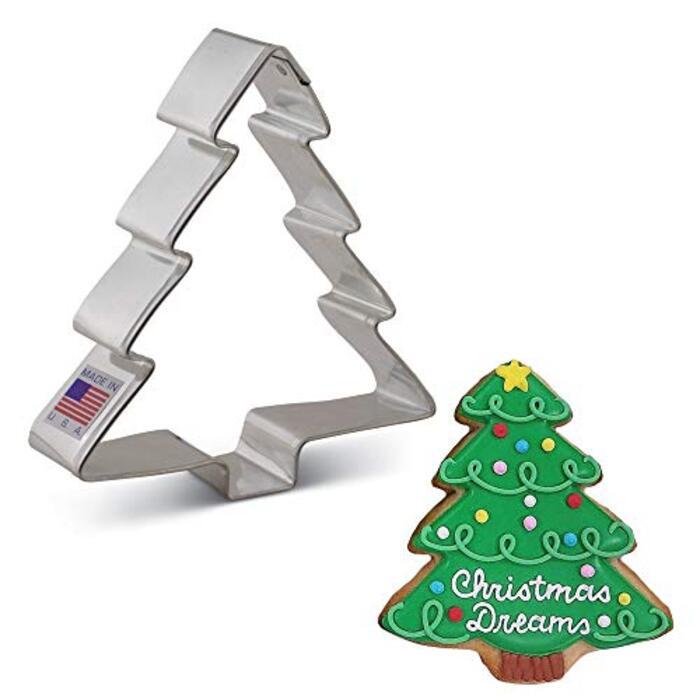 Ann Clark Cookie Cutters クリスマスツリー クッキー型