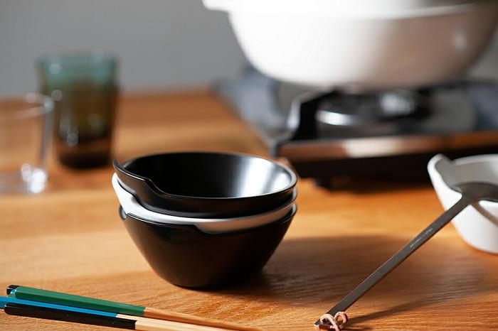お鍋が恋しい季節です。冬の食卓を豊かにする【とんすい】と【お玉】