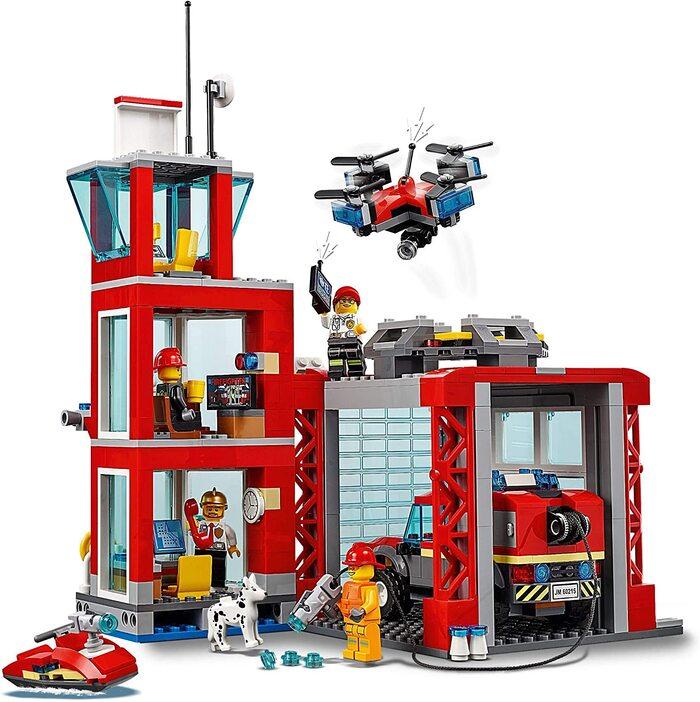 レゴ(LEGO) シティ 消防署