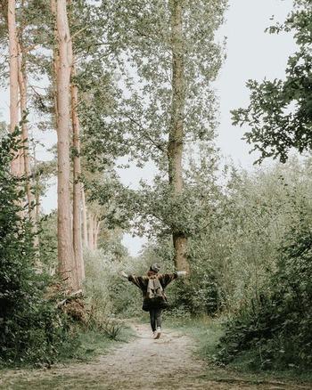 少し足を伸ばせば、日本にもたくさんの自然が溢れています。そしてその中を散歩するだけで、きっと地球のエネルギーを感じることができますよ。自然に囲まれてゆったり流れる時間に身を任せれば、デジタルデトックスの本当の意味に気付けるはず。