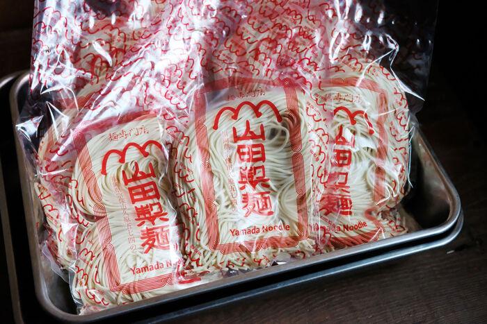 ラーメン・うどん・餃子の皮まで!《製麺所》のこだわり麺をお取り寄せ