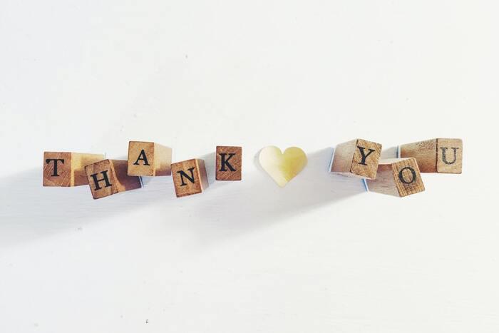 言葉のパワーを味方につけて。「ありがとう」がもたらす効果と感謝の気持ちの育て方