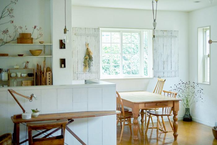 ポイントは台所。心落ち着く家づくりのヒント