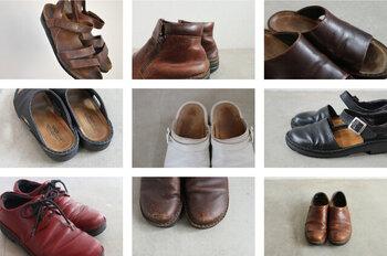 人間工学に基づき歩きやすさを徹底的に追及し、職人により丁寧に手作りされたナオトの靴。シンプルでベーシックなかたちの靴はどんなスタイルのお洋服にも合わせやすく、普段使いの靴としてピッタリです。