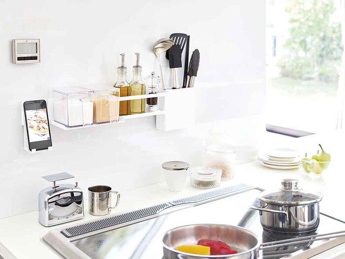 散らかりやすいキッチンに。家事上手になれる【収納アイテム】