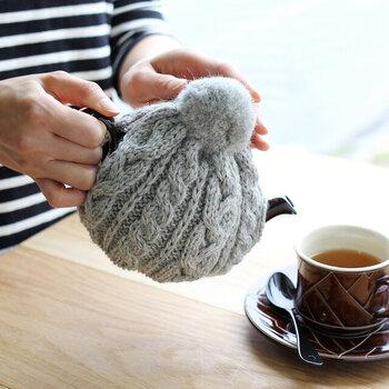 暮らしにぬくもりを*あったか素材の雑貨&ファッション小物で冬支度