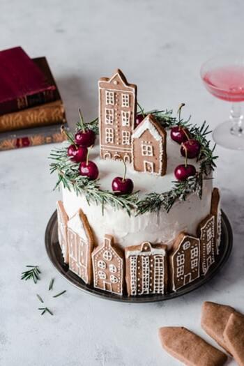今年はおうちで作ろう!クリスマスケーキ&伝統菓子【とっておきレシピ40選】お手軽~本格派まで*