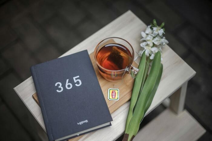 あなたの2021年を満たしてくれる。毎日1ページ開きたい「365日」読める本