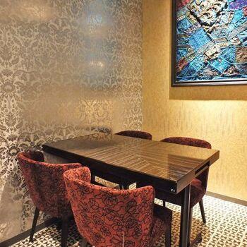 「common cafe(コモンカフェ)丸の内センタービル店」は、子連れのファミリーやママランチにおすすめ。4人から使える個室があるので、周りを気にせずゆっくりお食事ができますよ。